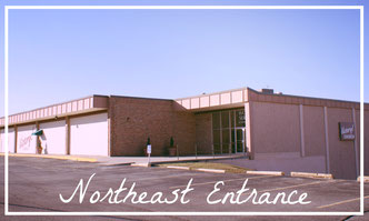 Northeast Entrance Victory Church North Omaha Nebraska Christian Spirit Filled Church