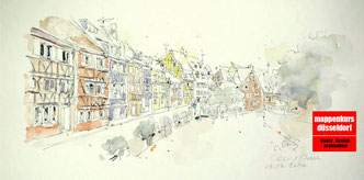 Mappenkurs Düsseldorf, Mappenvorbereitungskurs Freiburg Banden-Wüttemberg