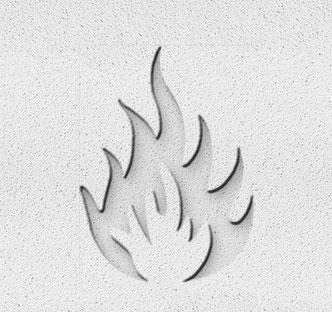 Perfekter Schutz vor Feuer