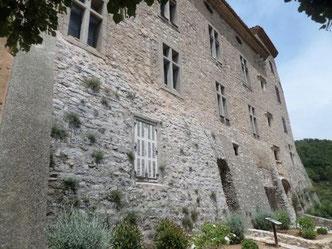 Histoire du Chateau des Templiers - Gîte des Templiers