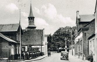 Historisches Bild von Lunden