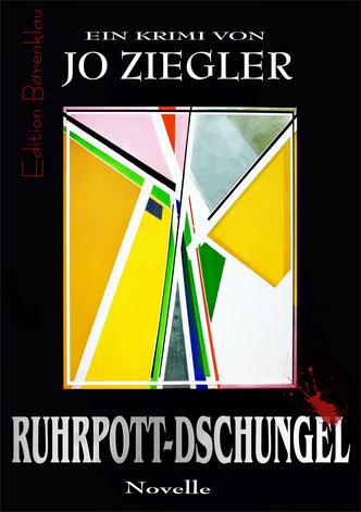 Ab Herbst als eBook, die neue Novelle von Jo Ziegler