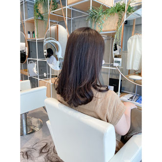 横浜 元町 石川町  髪質改善 ヘッドスパ 美容室 ロレアル トリートメント カラー N.  エヌドット