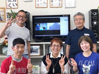 9月27日に開催したまるかんのお店ひかり玉名店主催、斎藤一人寺子屋お茶会