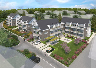 Bauprojekt Daisendorf