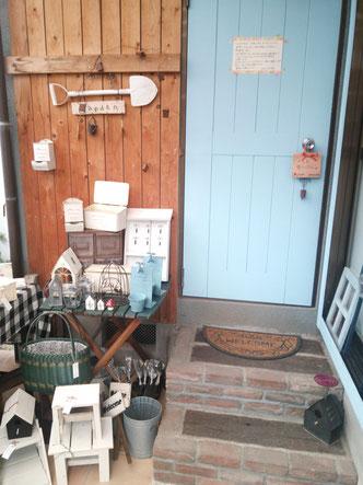 奈良 雑貨屋 プチカドゥートントン