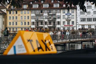 Taxivogel Stadt Luzern