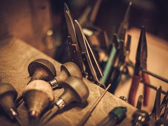 Goldschmiede Werkzeug Moers