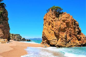 Пляжы, бухты на берегу Коста Брава. Жить в Испании на берегу Коста Брава