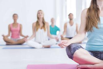 Yoga- und Gesundheitskurse in Hannover