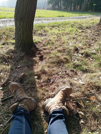 Shinrin-Yoku und Yoga im Odenwald