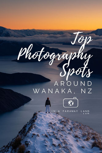 Capture photographs worthy of printing by visiting these seven photography spots in Wanaka in New Zealand