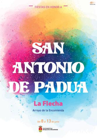 Fiestas de San Antonio de Padua en Arroyo de la Encomienda
