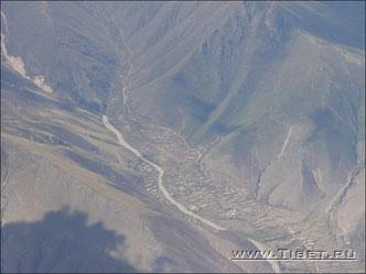 26. Над Тибетом.