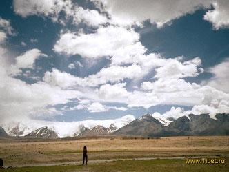 15. Я и Тибет.