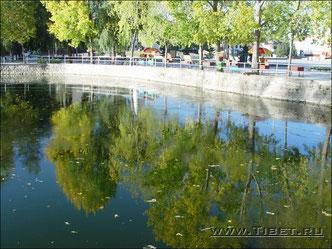 46. Осень в Лхасе.