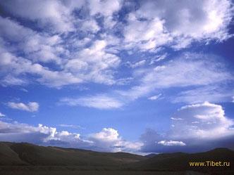 10. Голубые небеса.