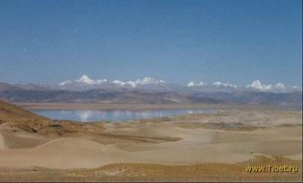 25. Тибетская река.