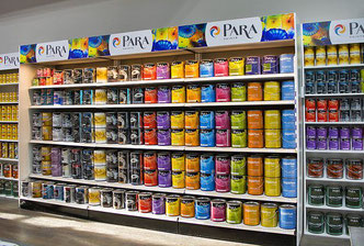 wasaga beach para paints store