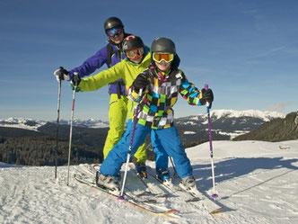 Wandern, Skifahren, Skitouren, Almhütten, Alpen überqueren, Urlaub am See, Urlaub in den Bergen