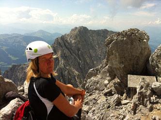 Der Alpenverein, viele Wanderführer, unser Tourismusbüro informieren Sie über Schwierigkeitsgrade, Hütten und aktuelle Informationen zu den jeweiligen Touren.