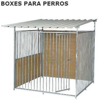 Accesorios para perros gp for Casetas de metal segunda mano