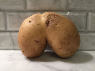 Imperfect potato.