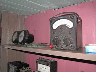 Einst waren die Geräte hochmodern.