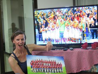 Das wäre mein Traumfinale gewesen: Deutschland - Costa Rica