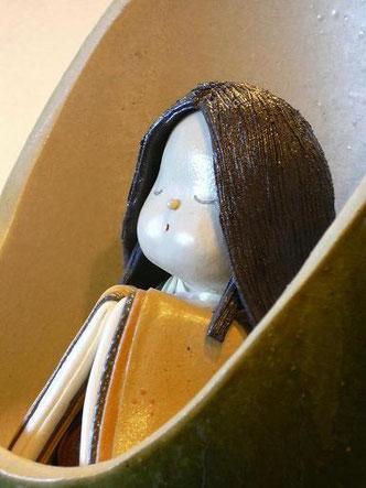 かぐや姫(竹)の左向き