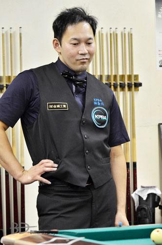 A級優勝・丸岡良輔(Ryosuke Maruoka)