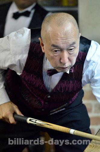 5th : Akio Shimada 暫定5位:島田暁夫