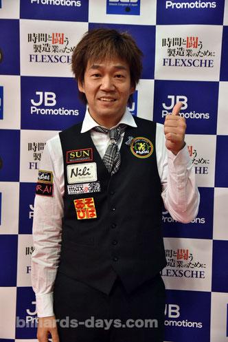Satoshi Kawabata