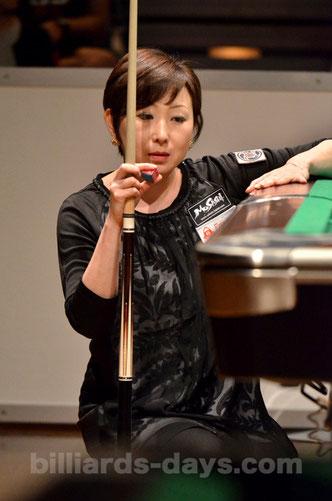 Runner-up Kyoko Sone