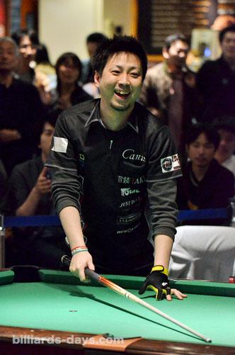 April 2015 Hokkaido Open, Naoyuki Oi