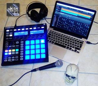 Wesh Conexion - Atelier d'initiation M.A.O. (musique assistée par ordinateur)