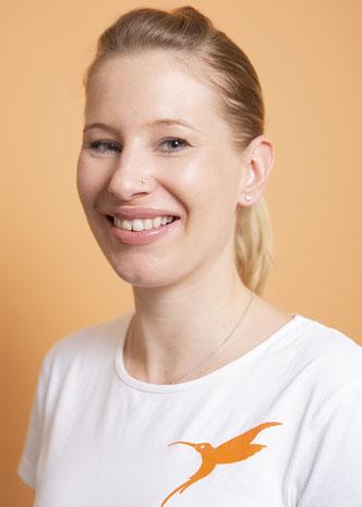 Melanie-Biedert, Kosemetikerin Basel