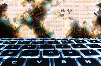Ransomware (kann zu Datenverlust führen)