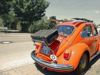 VW Käfer Auto