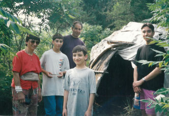 Gunflint Trail 1995 - USA (MN)