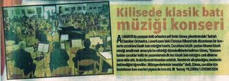 Artikel: Hürriyet