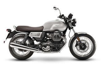 Motorrad Vermietung z.B. die Moto Guzzi V7 Stone - Modell 2017