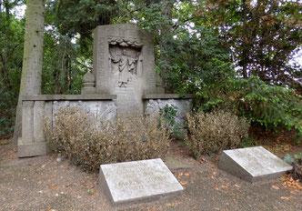Neuer Friedhof Klotzsche Bild: Susann Wuschko