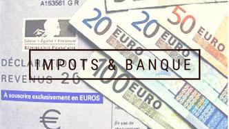 info voyage impots banque fiche