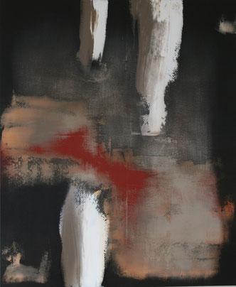 Carole Bécam - Artiste peintre - Série Noires - Peintures