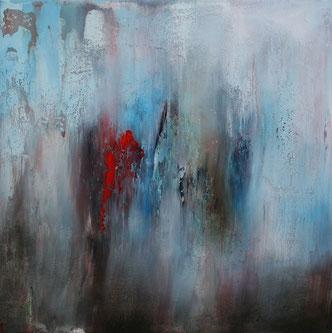 Carole Bécam - Artiste peintre - Série Espace d'un rêve - Le Pouliguen Atelier
