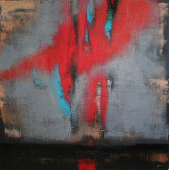 Carole Bécam - Artiste peintre - L'envolée