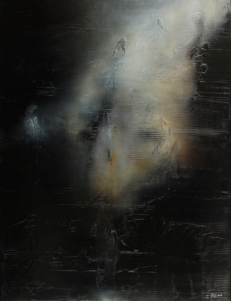 Carole Bécam - Artiste peintre - Détruire c'est créer