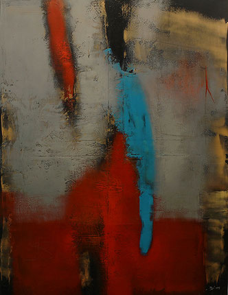Carole Bécam - Artiste peintre - Exploration