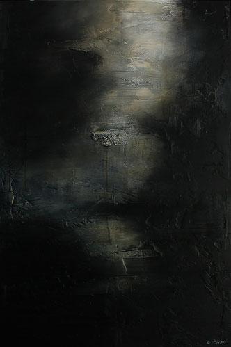 Carole Bécam - Artiste peintre - Vibrations - Atelier Le Pouliguen - La Baule